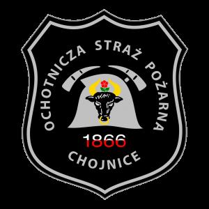 OSP Chojnice - logotyp, emblemat